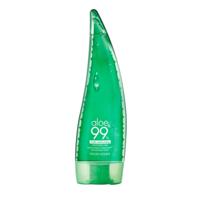 Holika Holika Aloe 99% Soothing Gel Универсальный гель 99% алоэ вера, 55 мл