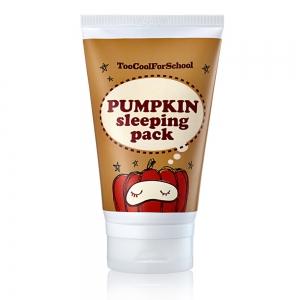 TOO COOL FOR SCHOOL Pumpkin Sleeping Pack Sample Энзимная ночная маска с тыквой и керамидами, 30 мл