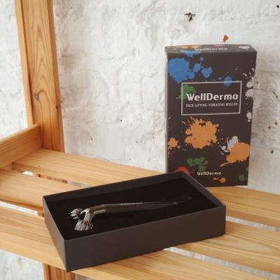 WellDerma Face Lifting Vibrating Roller Массажер для лица вибрирующий