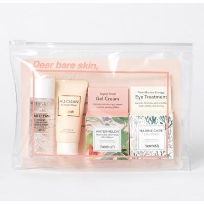 Heimish All Clean Mini Kit Version 2 Набор миниатюр для увлажнения кожи