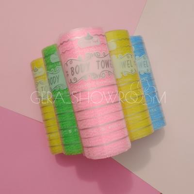 Мочалка полотенце-скраб Body Towel