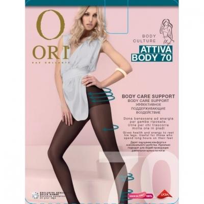 Колготки ORI Attiva Body 70 den с распределением давления