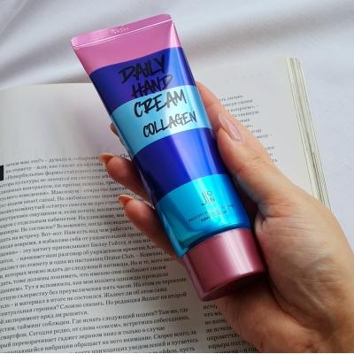 J:ON Daily Hand Cream Ежедневный крем для рук с коллагеном