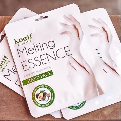 Koelf Melting Essence Hand Pack маска-перчатки для рук