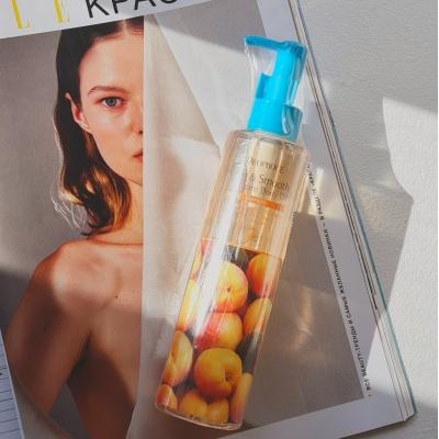 Deoproce Soft & Smooth Moisture Body Oil Увлажняющее масло для тела АБРИКОС