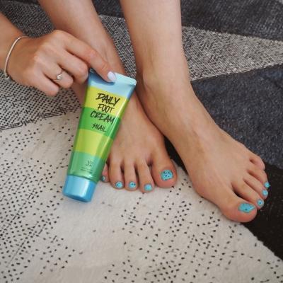 J:ON Snail Daily Foot Cream Крем для ног с муцином улитки