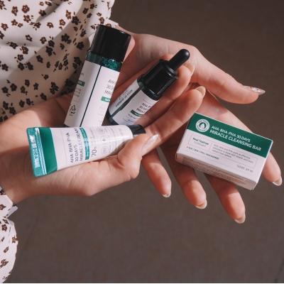 Some By Mi AHA-BHA-PHA 30 Days Miracle Starter Edition Набор для проблемной кожи с кислотами