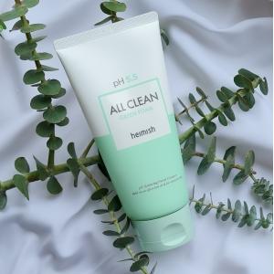 Heimish pH 5.5 All Clean Green Foam Слабокислотный гель для умывания для чувствительной кожи лица