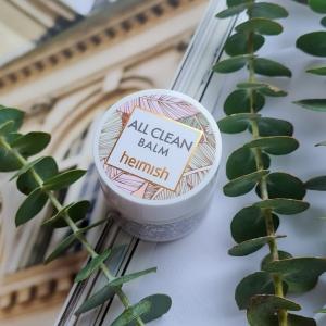 Heimish All Clean Balm Гидрофильный бальзам для снятия макияжа и очищения кожи