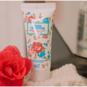Eco Branch Cleanser Foam Rose Blossom Пенка для умывания