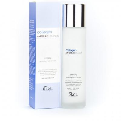 Ekel Collagen Ampoule Emulsion Эмульсия для лица с коллагеном