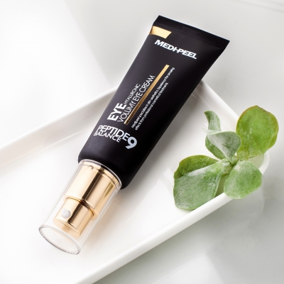 MEDI-PEEL Peptide Balance9 Eye Hyaluronic Volumy Eye Cream Крем для глаз с пептидами