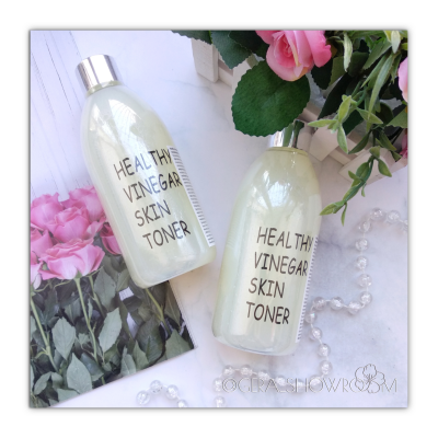 REALSKIN Healthy vinegar skin toner (Rice) Тонер для лица РИСОВОЕ ВИНО
