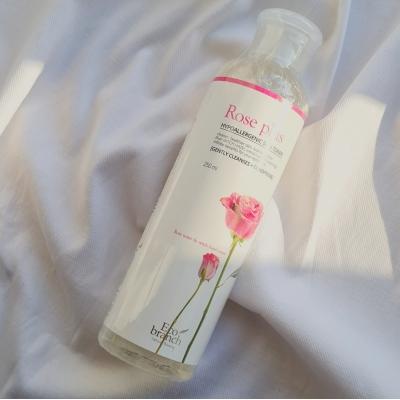 Eco Branch Rose Plus Тонер для лица с экстрактом дамасской розы