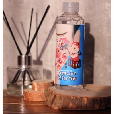 Elizavecca Hell-Pore Clean Up Aha Fruit тонер-пиллинг с фруктовыми кислотами