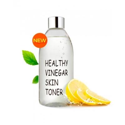 REALSKIN Healthy vinegar skin toner (Lemon) Тонер для лица ЛИМОН