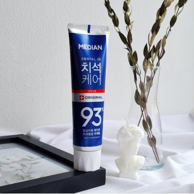 Зубная паста для всей семьи Median Dental IQ 93% Original для удаления зубного налета