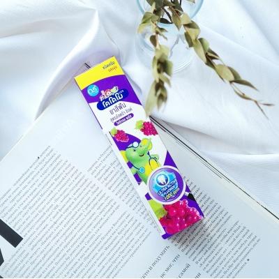 Komodo Toothpaste Grape Детская зубная паста с ароматом винограда