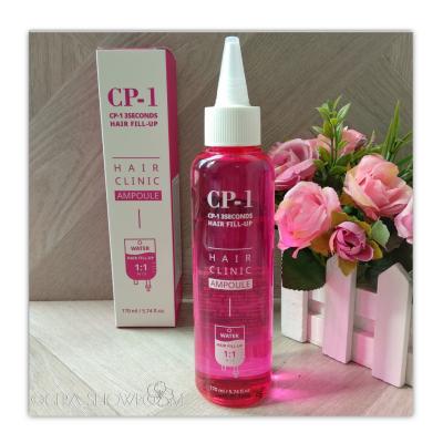 CP-1 3 Seconds Hair Ringer Hair Fill-up Ampoule восстанавливающий филлер для волос
