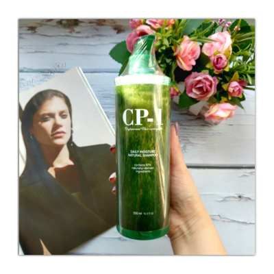 Esthetic House Cp-1 Daily Moisture Natural Shampoo натуральный увлажняющий шампунь для волос