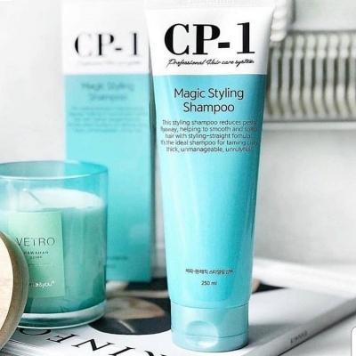 Esthetic House CP-1 Magic Styling Shampoo протеиновый шампунь для непослушных и вьющихся волос
