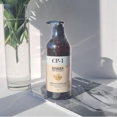 Esthetic House CP-1 Ginger Purifying Conditioner Кондиционер для повреждённых волос с имбирём