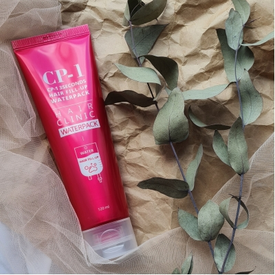 Esthetic House CP-1 3 seconds Hair Fill-up Waterpack Восстанавливающая сыворотка для волос