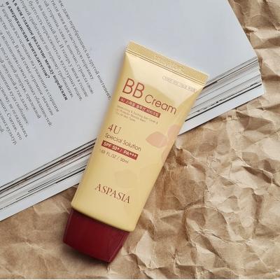 Солнцезащитный BB-крем  Aspasia 4U Special Solution SPF50+/PA+++