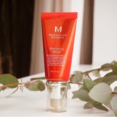 MISSHA Perfect Cover BB Cream SPF42/PA+++ Тональный бб-крем