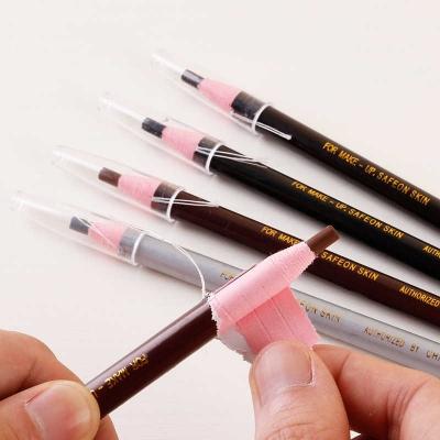 Cosmetic Art самозатачиваемый карандаш с ниткой для бровей