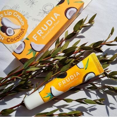 FRUDIA Coconut Honey Salve Lip Cream Крем для губ с медом и маслом кокоса