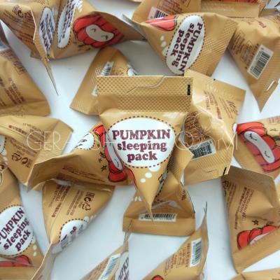 TOO COOL FOR SCHOOL Pumpkin Sleeping Pack Sample ночная маска в пирамидках с тыквой