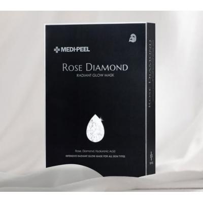 MEDI-PEEL Rose Diamond Mask Маска с алмазной пудрой для сияния кожи