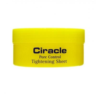 Ciracle Pore Control Tightening Sheet Матирующие пэды для сужения пор на лице